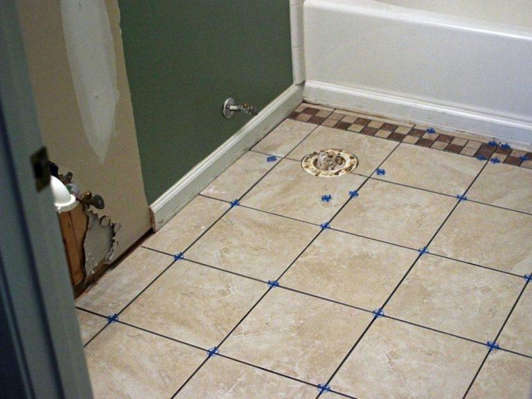 How to Install DIY Tiles on Floor?