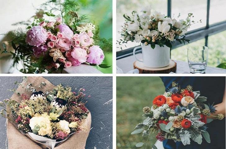 Send Dazzling Birthday Flowers according to Birthday Month!