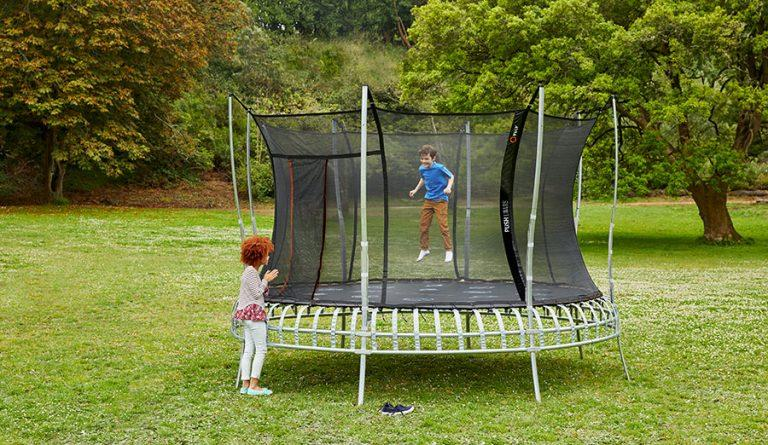 What Kind of Choice Your Can Make for the Trampoline