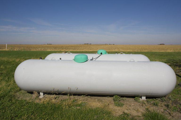 Should You Have Your Propane Tank Above or Under the Ground?