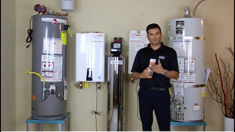 What features need to look out before purchase a water heater?