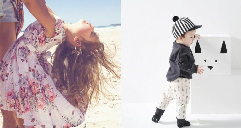 Do you find the Korean kids' outfits fashionable?