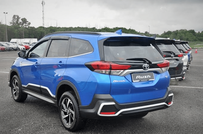 Toyota Rush – Check Rush Price, Launch Date, Specs –