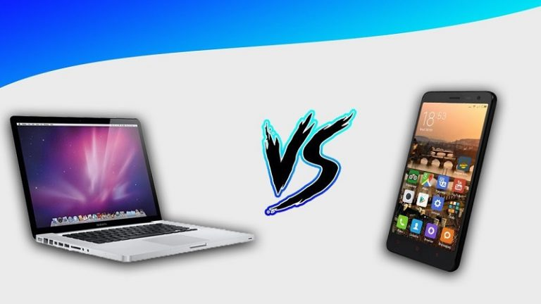 Laptops v/s Smartphones: Which Should You Buy?