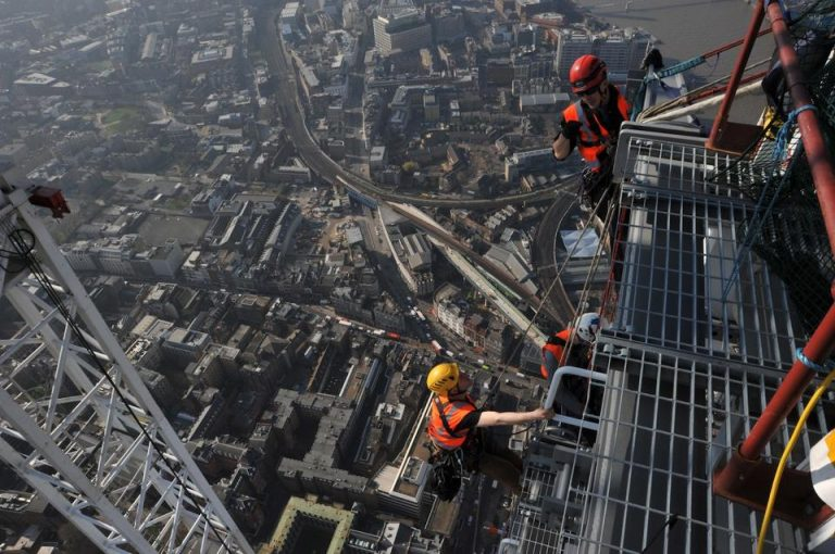 Complete work at height with perfection with reliable rope access