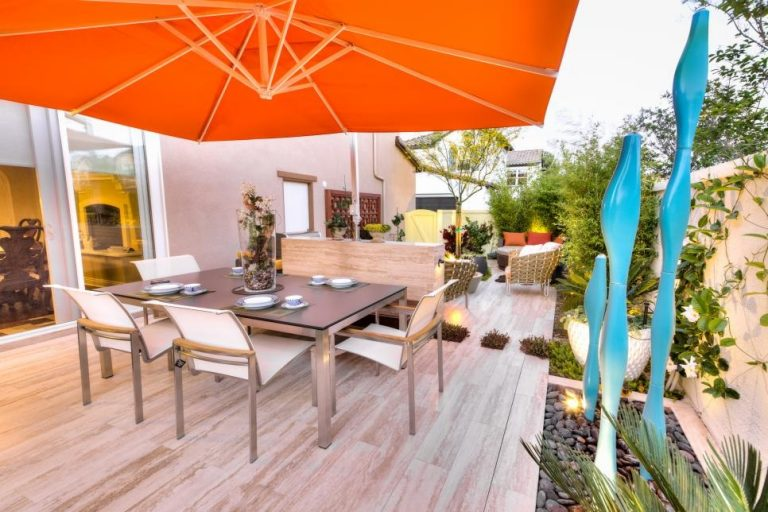 Creative Ways To Cover Your Patio