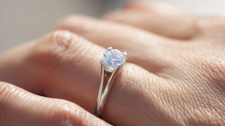 Cost of Diamond engagement ring. How much to spend