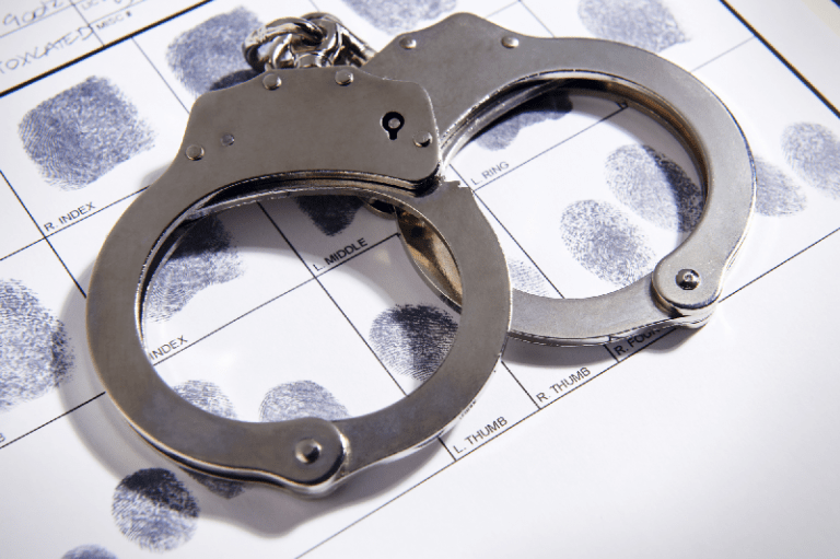 What is an arrest record?